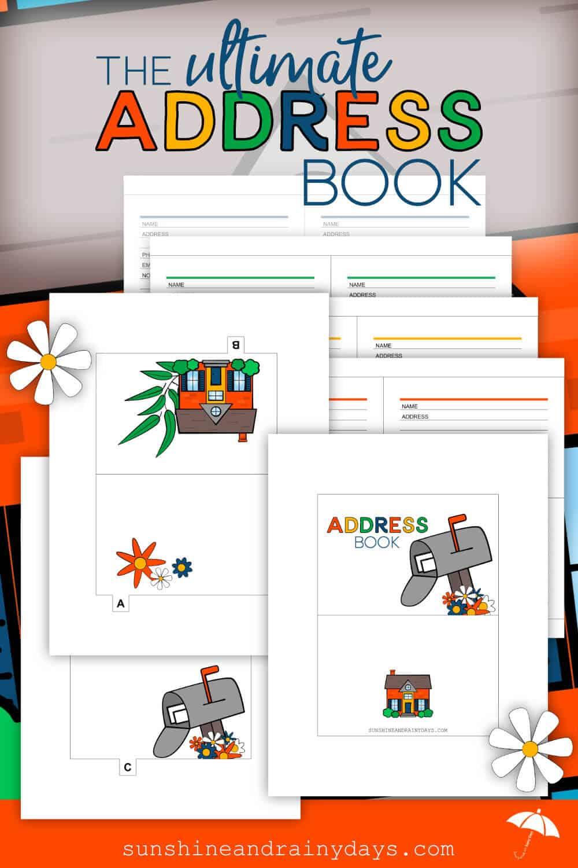 Discbound Address Book
