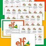 Elf Trivia Game Printables