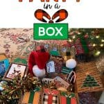 Christmas Party In A Box - A box full of Christmas cheer!