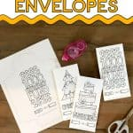 Printable Sinking Fund Envelopes