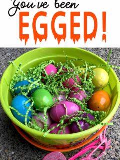 Bucket full of eggs!