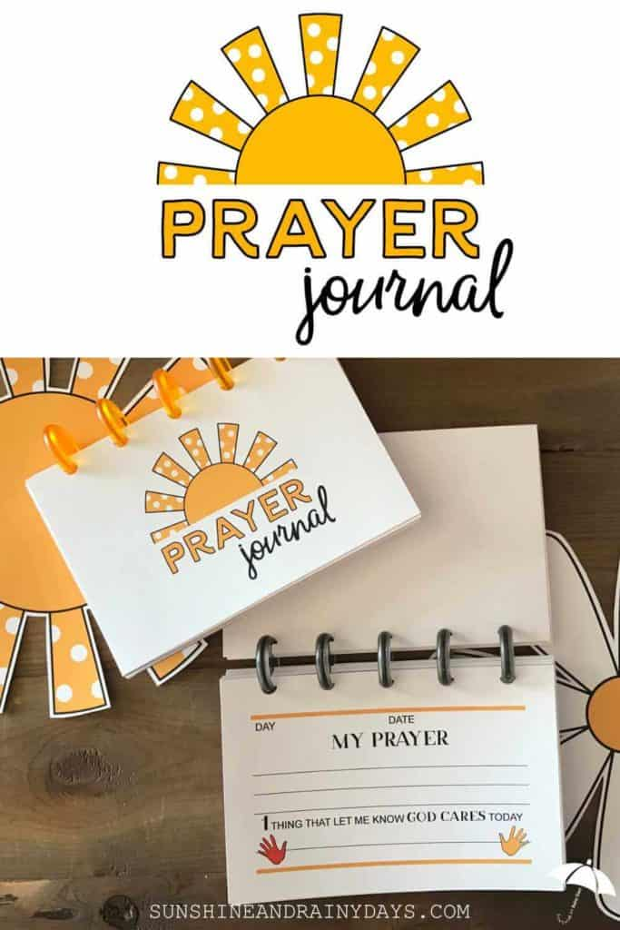 Discbound Prayer Journal You Can Print At Home!