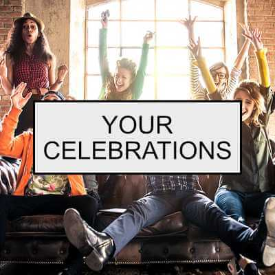 Your Celebrations